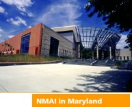 NMAI in Maryland
