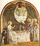 Fra Angelico: The Resurrection