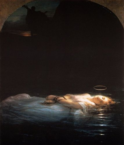 Paul Delaroche Image - photo#34