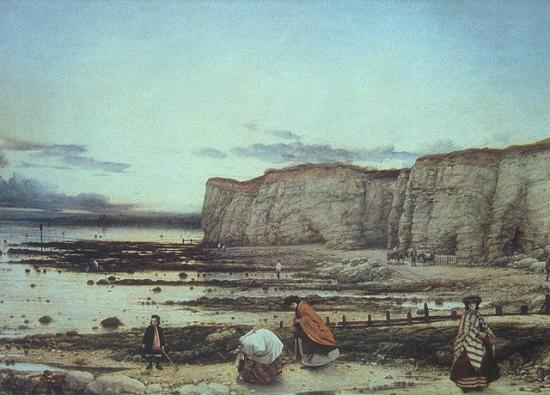 William Dyce: Pegwell Bay, a Recollection of October 5th 1858