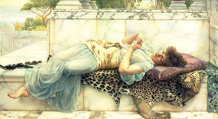 John William Godward: The Betrothed