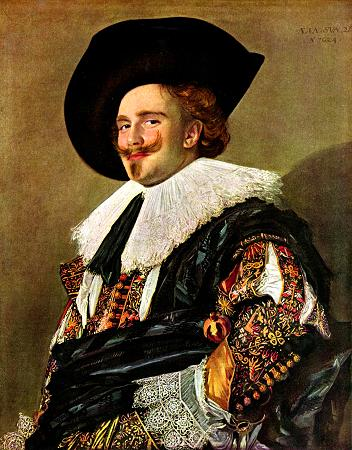 Frans Hals: The Laughing Cavalier