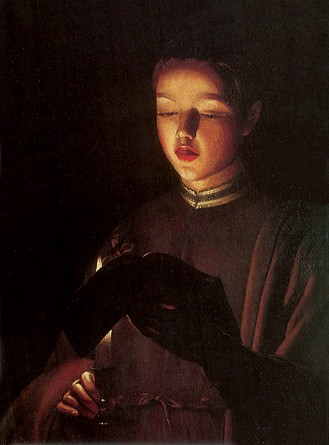 Georges de La Tour: A Young Singer