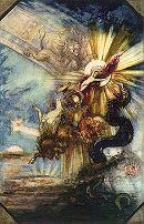 Gustave Moreau: Phaeton