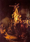 Rembrandt: Descent from the Cross