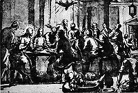Tintoretto: The Last Supper