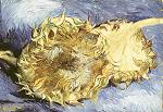 Van Gogh: Two Sunflowers, 1887