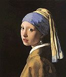Jan Vermeer: Head of a Girl in a Turban