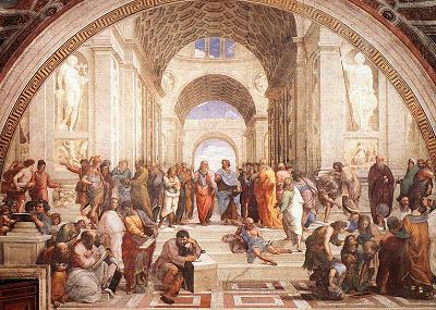 Raphaels The School Of Athens