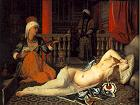 Ingres: Odalisque with a Slave (WebMuseum)