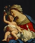 Elisabetta Sirani: Virgin and Child