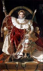 Renoir: Napoleon on the Imperial Throne