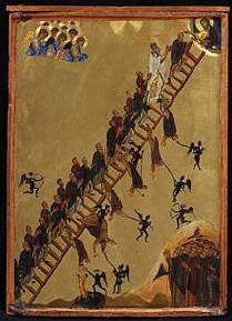 The Heavenly Ladder of Saint John Climacus