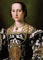 Bronzino: Portrait of Eleonora of Toledo with her son Giovanni