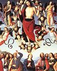 Perugino: The Ascension