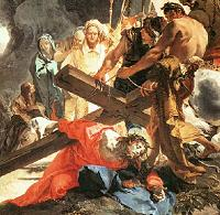 Tiepolo: Christ Carrying the Cross